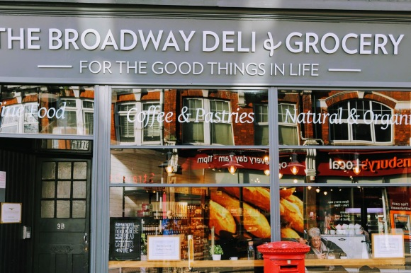 The Broadway Deli & Grocery in Woodford