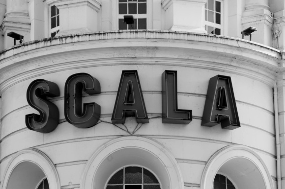 the building title - SCALA